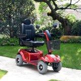 Nueva vespa de gran alcance de la movilidad de cuatro ruedas del diseño 24V 800W