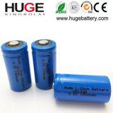 3V Li-Mno2 1500mAh Batterie Cr123A