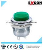 Pb02 Interrupteur à bouton-poussoir Interrupteur tactile avec fonction de réinitialisation