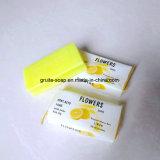 Jabón de barra barato del lavadero del precio 160g de la fuente de la fábrica de China