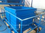 De Hongfa sistema prefabricado peso ligero automático del panel del muro de cemento por completo