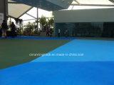 Colorare l'anti pavimentazione di cristallo della strada di slittamento per la superficie esterna dell'interno