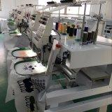 Wonyo는 2개의 헤드 모자 t-셔츠를 위한 의복 자수 기계 중국에 있는 편평한 자수 가격을 전산화했다