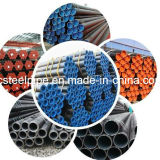 Tubo inconsútil/alta calidad del tubo sin soldadura del acero de carbón del API 5L ASTM A334-8
