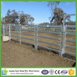Портативные рельс панели 6 ярда овальный - панели лошади скотных дворов