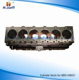 Het Blok van de Cilinder van de motor voor Isuzu 6bd1 6bg1 4jb1 4bd1t/4bg1t 4HK1