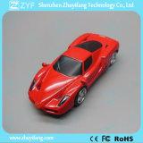 金属の赤く贅沢なフェラーリ極度の車の形USBのフラッシュ駆動機構(ZYF1725)