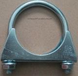 Schrauben-Sattel-Schelle des Abgas-U