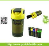 Flasche des Schüttel-Apparat400ml mit Plastikmischmaschine-Kugel