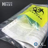 Ht-0733 sacos médicos e científicos de Biohazard do espécime