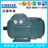 Ie2 Ie3の高性能非同期AC電気三相誘導の水ポンプの空気圧縮機のギヤボックスのリスケージモーター