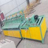 Hochwertige einzelne Draht-Kettenlink-Zaun-Maschine in der China-Fabrik