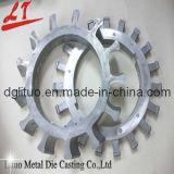 알루미늄 정밀도는 기어 부류를 위한 주물을 정지하거나 굽기로 지원한다