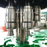 ばねの天然水のガラスビンおよびプラスチックびんの満ちるびん詰めにする機械ライン