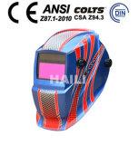 ANSI van Ce het Zonne Aangedreven het Lassen Auto Verdonkeren van de Helm (wh-6615)