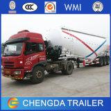Eixo 3 40cbm Alimentação de cimento a granel Navio-tanque petroleiro Semi Carreta Preços