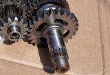 Ww-9701 Gn125 Kit de montagem do eixo principal e contador da motocicleta Gn125