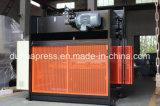 Wc67y-100t3200mm CNC 압박 브레이크, 구부리는 기계 가격, 구부리는 강철을%s 기계