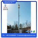 Стальных оцинкованных одной трубки в корпусе Tower / Телекоммуникационная башня / на поддержку в корпусе Tower