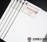 Tarjeta de papel de la espuma para la impresión ULTRAVIOLETA