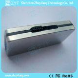 Alumínio Casing Sliding Design USB Flash Drive (ZYF1118)