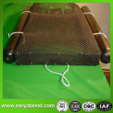 Ineinander greifen, das 9*9mm Aquakultur-Netz-Austeren-Rahmen-Beutel öffnet
