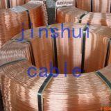 Estañado plateado/cubrió la fuente directa de la fábrica de los alambres de cobre