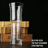 Vetro di cocktail di cristallo di bambù della tazza della birra di vetro di birra di figura 500ml