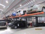 Empilhadores do estacionamento do carro do controle do PLC do interruptor chave
