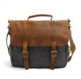 Designer de boa qualidade de couro Vintage da marca Galpão de saco a tiracolo