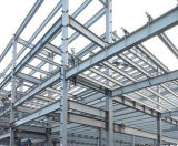 강철 구조물은 가벼운 전 설계한 강철 건물을 조립식으로 만들었다