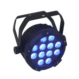 Im Freien Wäsche-Punkt LED NENNWERT mit IP68 DMX RGBW