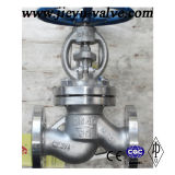 Stainless Steel PN16 / PN25 / PN40 Flange Válvula Globo