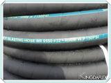 Tresse de textile ou boyau résistant de sablage d'abrasion de tresse de fil
