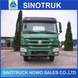3車軸SinotruckのブランドHOWOのトラクター