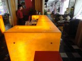 Выполненные на заказ столы приема причудливый стол приема роскошные столы приема