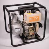 휴대용 디젤 엔진 쓰레기 펌프 (DP3CLE-2)