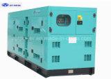 Резервный 220kw тепловозный генератор, основной генератор 200kw Deutz