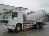 Caminhão do misturador de /Concrete do cimento de Sinotuck HOWO 6X4