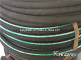 Tuyau hydraulique en caoutchouc spirale en acier haute pression (SAE100 R9)