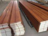 El panel grabado del metal para las casas prefabricadas de la estructura de acero, edificios, chalets