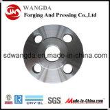 6-40 B DINの炭素鋼はフランジを造った