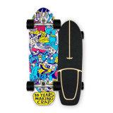 Venda Direta de fábrica madeira Maple skatista profissional personalizado amar Surf Skate Deck