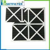 Malla cableada pliegues Filtro de aire para la filtración de aire