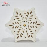 Basamento della candela del LED/regalo di ceramica/Halloween/B di natale