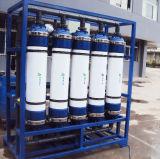 10 '' Module de membrane à ultrafiltration pour traitement de l'eau Appliquer à toutes sortes d'eau