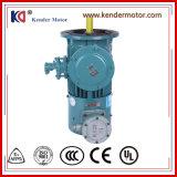 Motor elétrico da movimentação variável da freqüência com proteção ambiental