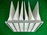 Filtro sintetizado del bolsillo F5-F9/del filtro de bolso pre