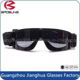Comercio al por mayor resistencia de alto impacto marco negro gafas tácticas militares del Ejército de lentes de color amarillo claro gafas