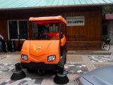 OS-V6 Grande Passeio na máquina de vassoura de piso